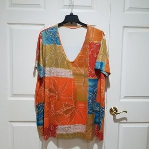 Patch Work Tunic